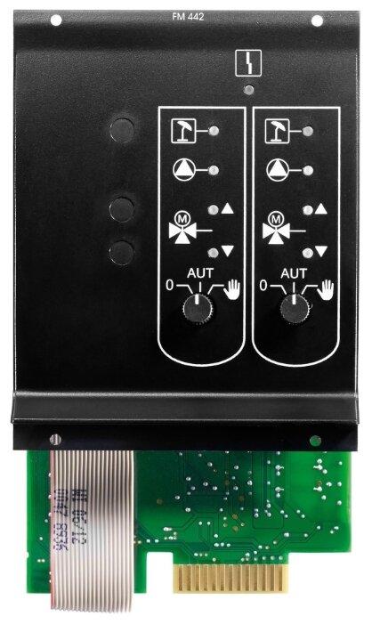 Блок управления Buderus FM442 (черный)
