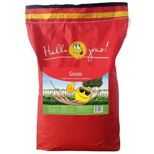 Смесь семян для газона Hallo Gras! Gnom, 10 кг