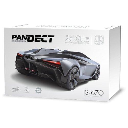 Иммобилайзер Pandect IS-670 иммобилайзер pandect is 570i