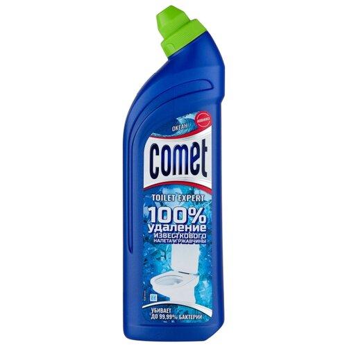 Comet гель для туалета Expert океан 0.7 л гель для туалета