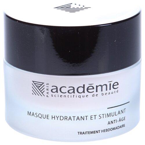 Маска Academie Hydratant et Stimulant увлажняющая и стимулирующая, 50 мл academie тоник tonique hydratant academie безалкогольный увлажняющий 200 мл