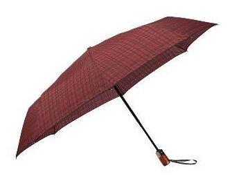 Зонт автомат Samsonite Wood Classic S (8 спиц, большая ручка)