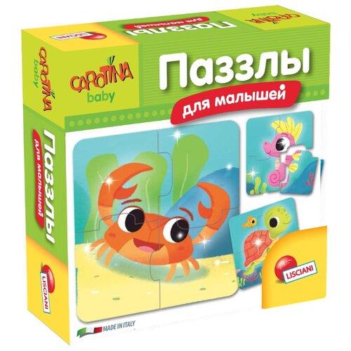 Купить Набор пазлов Lisciani Giochi Паззлы для малышей (R63468), Пазлы