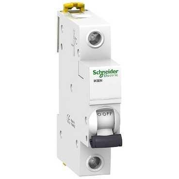 Автоматический выключатель Schneider Electric Acti 9 iK60 1P (C) 6kA
