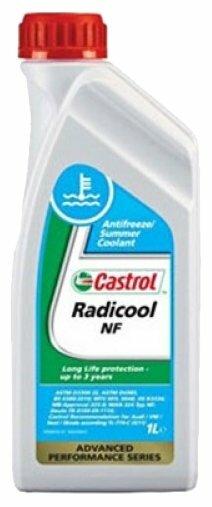 Castrol Antifreeze Radicool NF Антифриз 1л