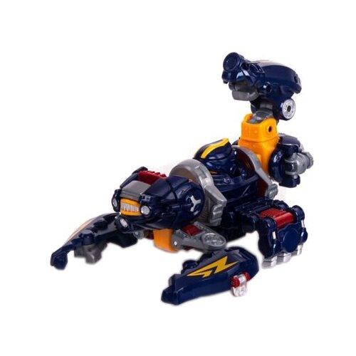 Купить Трансформер YOUNG TOYS Metalions Scorpio синий, Роботы и трансформеры