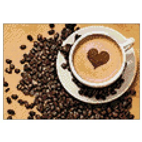 Гранни Набор алмазной вышивки Кофе для нее (ag225) 27x19 смАлмазная вышивка<br>