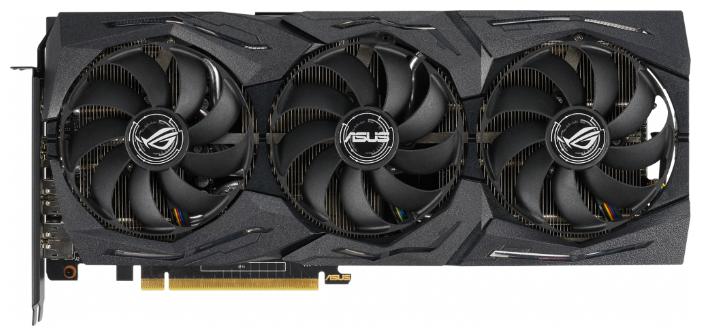 Видеокарта ASUS GeForce GTX 1660 Ti 1500MHz PCI-E 3.0 6144MB 12002MHz 192 bit 2xHDMI HDCP Strix Gaming Advanced