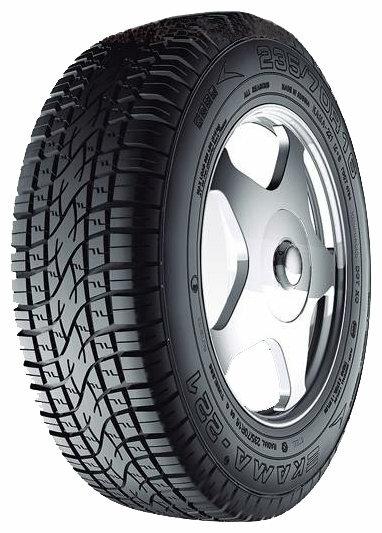 Автомобильная шина КАМА Кама-221 235/70 R16 109S всесезонная