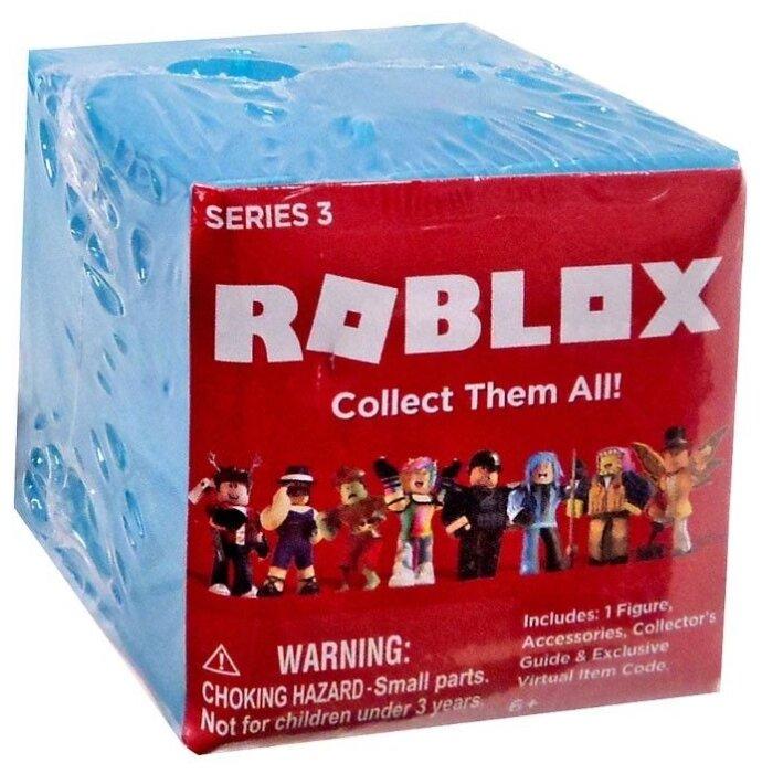 Игровой набор Jazwares Roblox Mystery Mini Полный сет 3 серии 10720