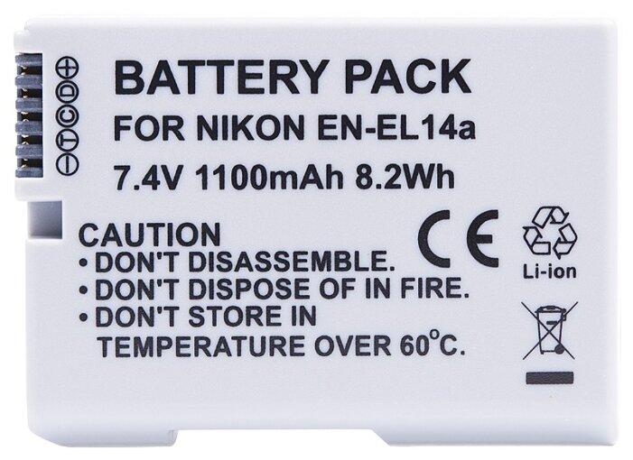 Аккумулятор Prolike PR-ENEL14A