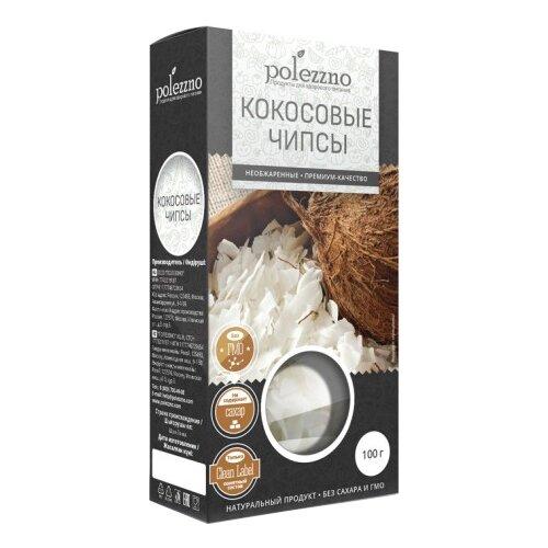 Чипсы POLEZZNO кокосовые
