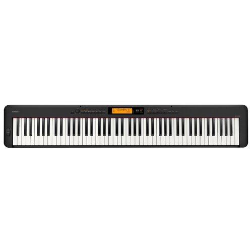 Цифровое пианино CASIO CDP-S350 черный