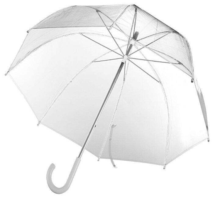 Зонт-трость механика Проект 111 Clear (5382)