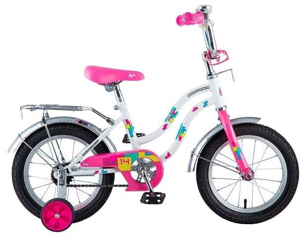 Детский велосипед Novatrack Tetris 14 (2018)