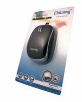 Мышь Chicony MS-7630 Black-Silver USB