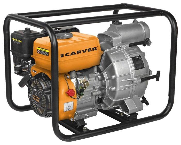 Мотопомпа Carver CGP 5580D 7 л.с. 917 л/мин