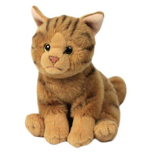Мягкая игрушка Anna Club Plush Кошка бенгальская сидящая 15 см