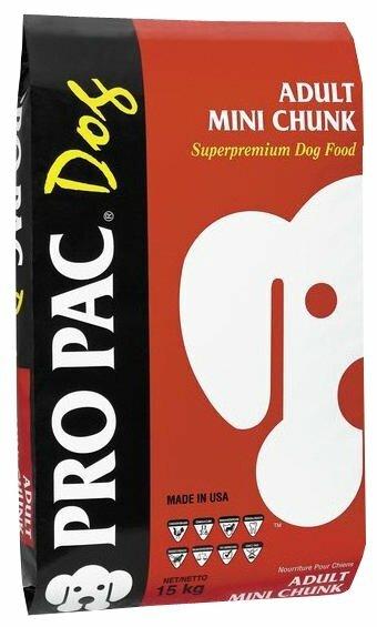 Корм для собак Pro Pac Adult Mini Chunk