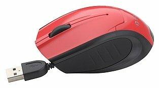 Мышь Intro MU105R Red USB