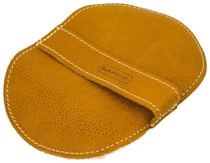 Салфетка для обуви Saphir шерстяная для полировки