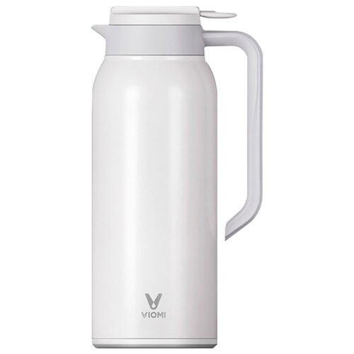Термокувшин Xiaomi Viomi Steel Vacuum Pot, 1.5 л белый