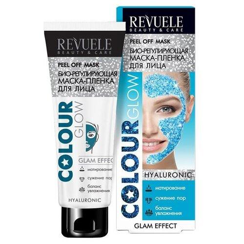 Revuele Маска-пленка для лица био-регулирующая Color Glow, 80 мл пленка