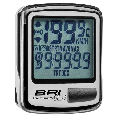 STELS BRI-10 серый