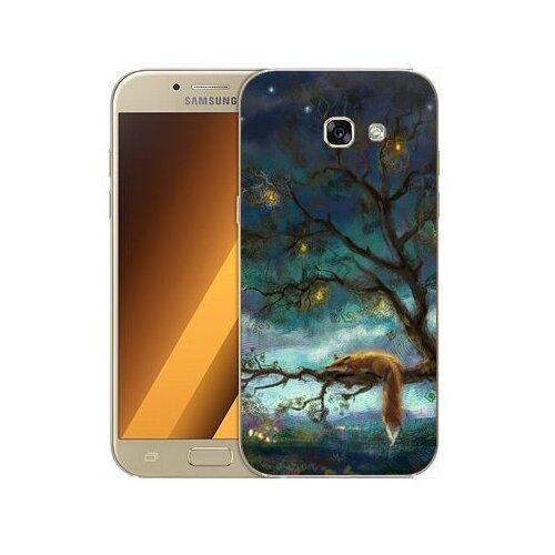 Чехол Gosso 506120 для Samsung Galaxy A5 (2017) лиса на дереве чехол для samsung galaxy a5 2017 130816