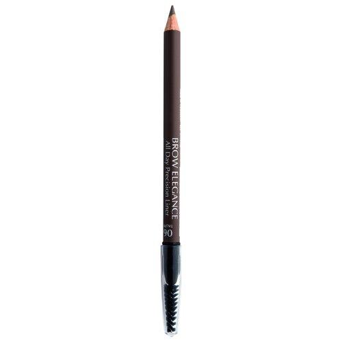 Seventeen карандаш Brow Elegance All Day Precision Liner, оттенок 06, Taupe seventeen карандаш brow elegance all day precision liner оттенок 02 dark brown