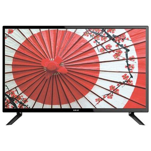 Фото - Телевизор AKAI LEA-32X91M 31.5 (2018) черный телевизор akai les 43v90м 43 2019 черный