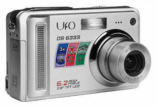 Фотоаппарат UFO DS 6333