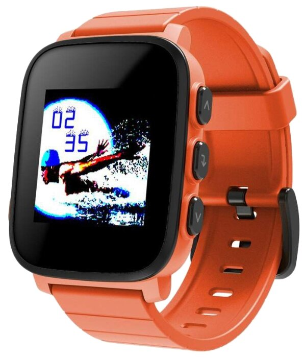 Мне этот вариант не подошел, мне не удалось сделать данные часы компаньоном к своему смартфону.
