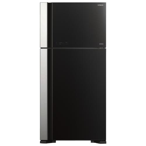 Холодильник Hitachi R-VG662PU7GBK холодильник hitachi r vg662pu7gbk