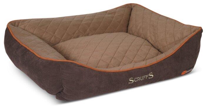 Лежак для собак Scruffs Thermal Box Bed XL 90х70 см