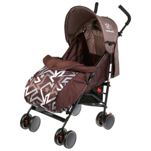 Фото - Прогулочная коляска Bimbo Cosmic F коричневый коляска прогулочная bimbo 263317 263317 серый