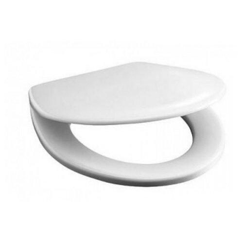 Крышка-сиденье для унитаза Jika Lyra 9251.5.300.063.1 дюропласт белый