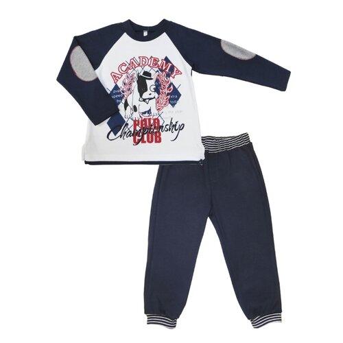 Комплект одежды Sonia Kids размер 80, белый/синийКомплекты<br>