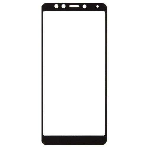 Защитное стекло Liberty Project Tempered Glass с рамкой для Xiaomi Redmi 5 черныйЗащитные пленки и стекла<br>