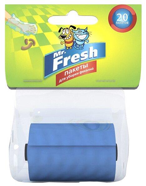 Пакеты для выгула для собак Mr. Fresh F302