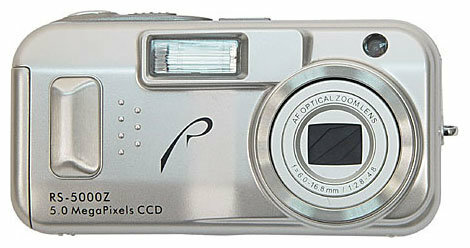 Фотоаппарат Rovershot RS-5000Z