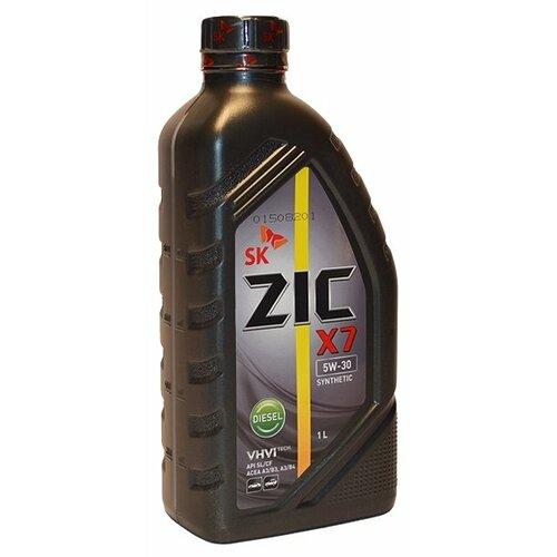 Моторное масло ZIC X7 DIESEL 5W-30 1 л