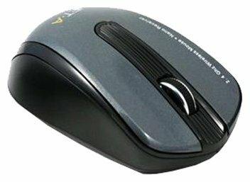 Мышь Jet.A OM-U32G Grey USB