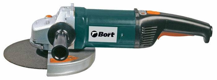 УШМ Bort BWS-2000, 2000 Вт, 230 мм