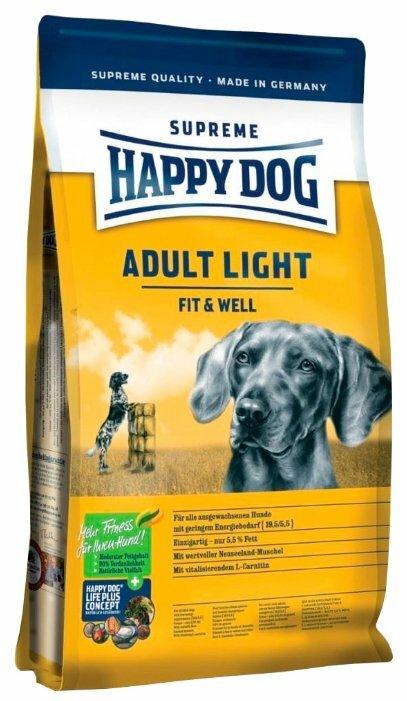 Корм для собак Happy Dog Supreme Fit & Well 4 кг
