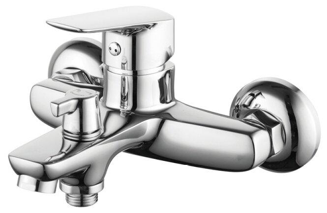 Смеситель для ванны с душем IDDIS Vibe VIBSB02I02WA однорычажный хром