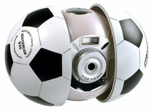 Фотоаппарат Mustek SoccerCam