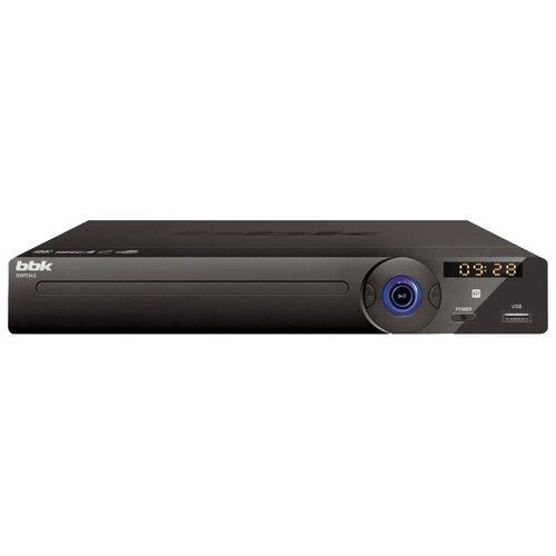 Фото - DVD-плеер BBK DVP034S тёмно-серый dvd плеер bbk dvp030s