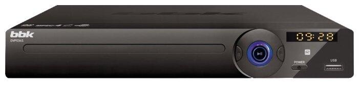 Плеер BBK DVP034S Black