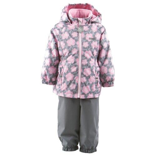 Комплект с полукомбинезоном KERRY Bri K19013 размер 98, 01910Комплекты верхней одежды<br>